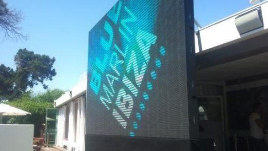 Внешние светодиодные SMD экраны для шоу-программ, концертов