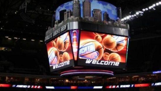 Экраны для спортивных мероприятий