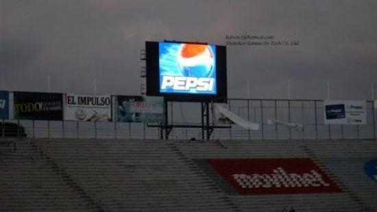 Внешние светодиодные DIP экраны